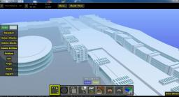 Huge Airport (unfurnished) Minecraft Map & Project