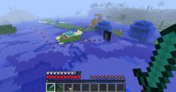 Random Minecraft Map & Project