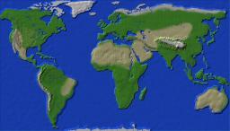 Mini Earth 2.0 Minecraft Map & Project