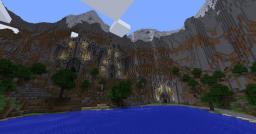 Dwarven Settlement Minecraft Map & Project