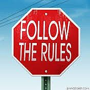 Image result for Image for Obey the rules