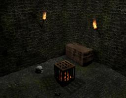 Crypt of the Dammed Minecraft Map & Project