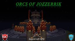 Orcish City of Zargazia   GC-RPG Build Minecraft Map & Project