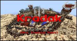 Kradak, Orc Trading Post Minecraft Map & Project
