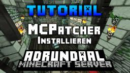 MCPatcher korrekt installieren [German]
