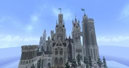 Castle Vinloch Minecraft Project