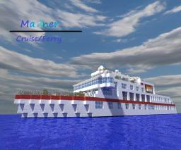 Mariner Cruise/ferry Minecraft Map & Project