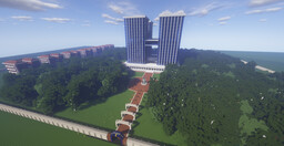 U.A. High | My Hero Academia | With Updated Dorms | (WIP) (UPDATE [7/15/2020]) Minecraft Map & Project