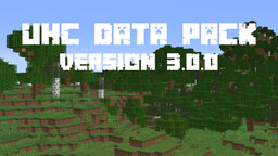 UHC Data Pack (v3.0.1) Minecraft Data Pack