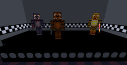 Five Nights at Freddy's Mod Version 1.12.2 Minecraft Mod