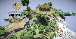 The Survival Games PVP MAP Minecraft Map & Project