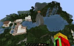 Modern City Minecraft Map & Project