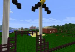 Eco farm (homework project) Minecraft Map & Project