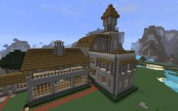 Luxury Home Minecraft Map & Project