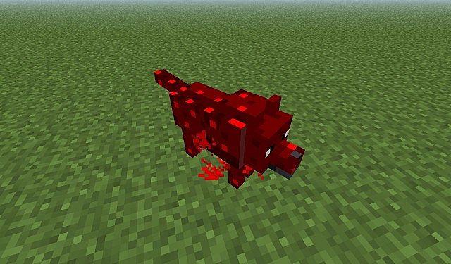 Redstone Wolf