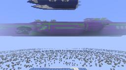 To the stars SPB1 Minecraft