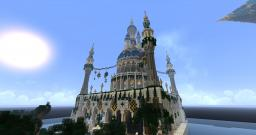 Hanging Gardens of Nefret Minecraft