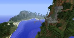 Custom Terrain/ Pirate cove Minecraft Map & Project