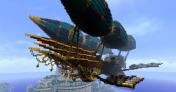 Levithica Minecraft Map & Project