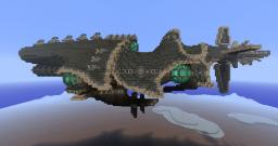 Warsub Stygia Minecraft Map & Project