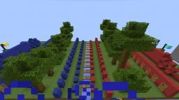 IslandWars for CraftBukkit 1.6.2 firstperson shooter sniper arrows
