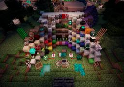 Kingstone's Memorials pack v6.0 [MC 1.6.4] [Huge GUI's update][night version][10.000 downloads?][Don't lagg to 99,98% on oldtimer Pc's!] Minecraft Texture Pack