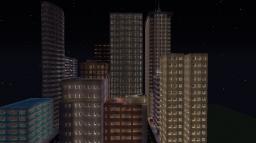 MINECRAFT CITY! Minecraft Map & Project