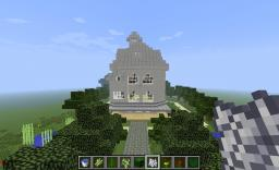 Vermont Mansion Minecraft