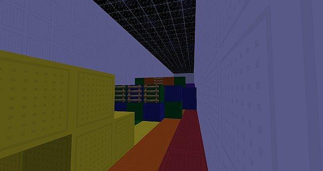 Rainbow Parkour  random screen  2