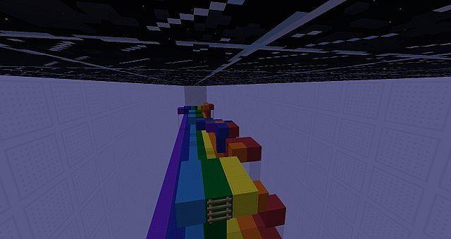 Rainbow Parkour  random screen  1