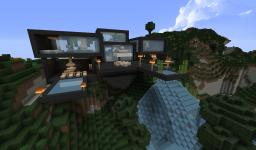 Modern House #5 Minecraft Project
