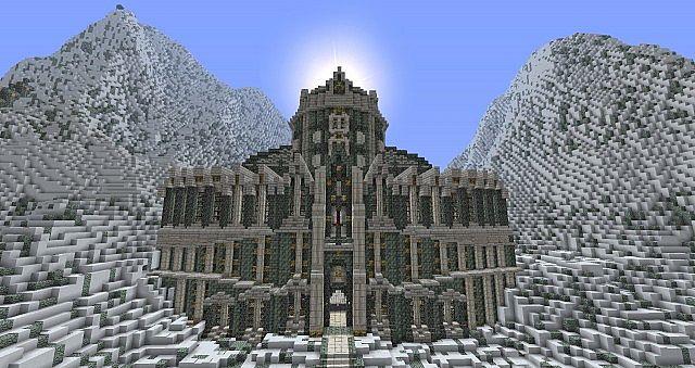 Minecraft Dwarven Architecture – Wonderful Image Gallery