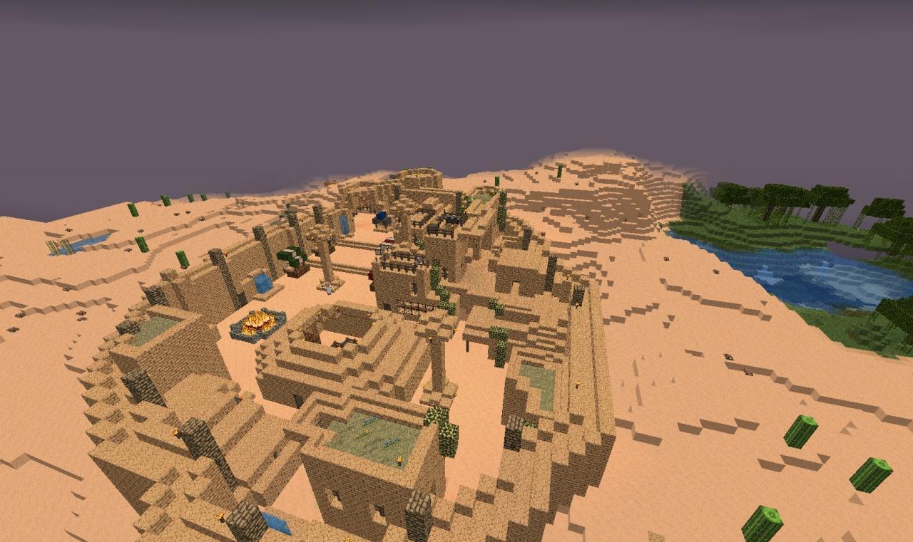 I Want Your Settlement Ideas Minecraft Blog