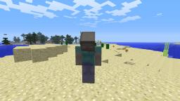 Herobrine Texture Pack for mod 1.1(Supports Burnner)(ME ''Buildercraftowner'')