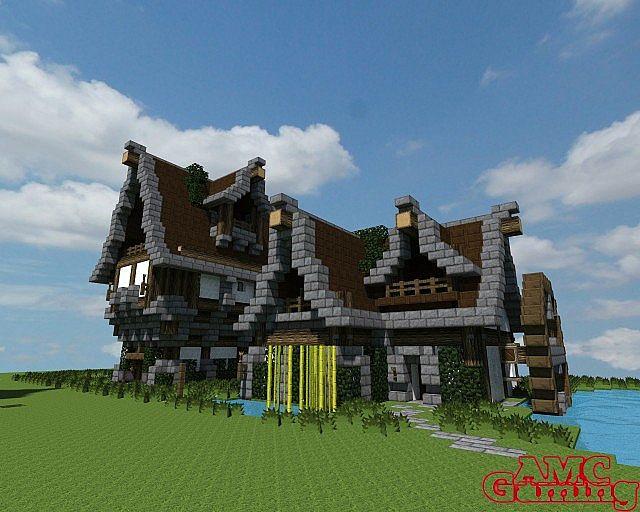 Fantasy Building Bundle Minecraft Project