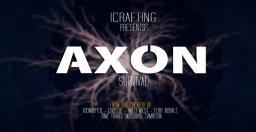 AXON [Survival 1.5.x] Minecraft Map & Project
