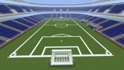 World Football Stadium Minecraft Map & Project
