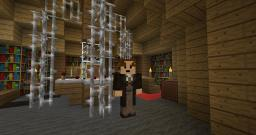 Mini 8th Doctor's Tardis Minecraft Map & Project