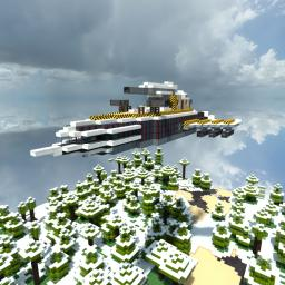 Aeon Legacy BattleShip (500 Downloads?) Minecraft Map & Project