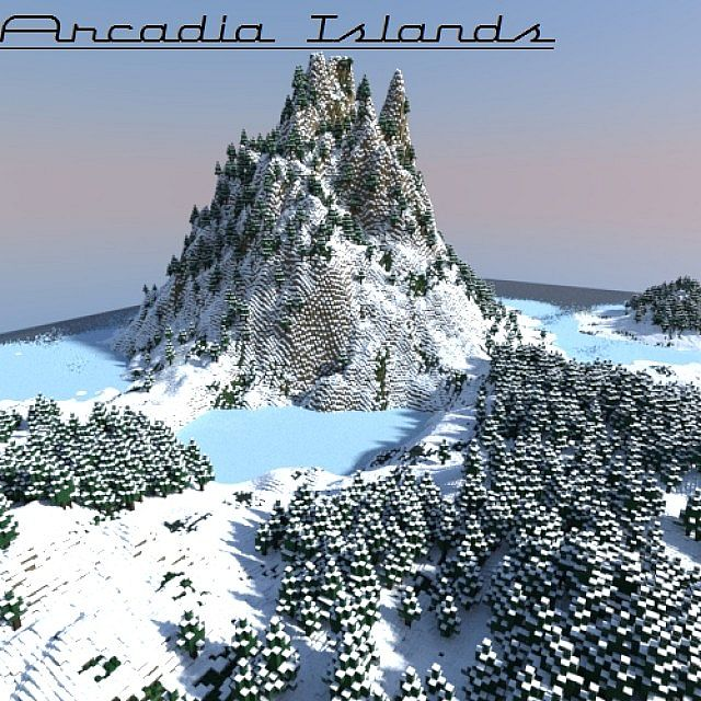 Arcadia Reborn Minecraft Project
