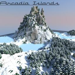 Arcadia Reborn Minecraft Map & Project