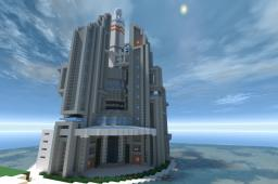 The City of Alderan - Spawn & Introduction [Abandonded] Minecraft Map & Project