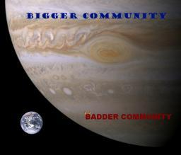 Bigger Community - Badder Community Minecraft Blog