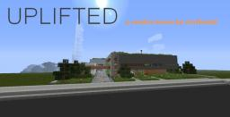 Uplifted, a modern house by Starfleet55 Minecraft Map & Project