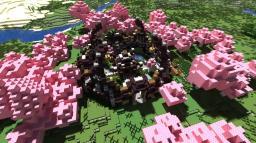 Garden of Zen Minecraft Map & Project