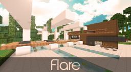 [Modern] Flare - Luxury Villa (500 subs!) Minecraft Map & Project