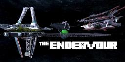 The Endeavour Minecraft Map & Project