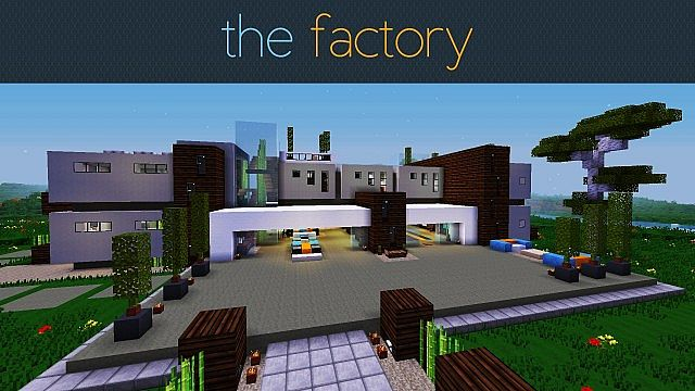 The Factory Mansion Minecraft Project : Front5386034 from www.planetminecraft.com size 640 x 360 jpeg 52kB