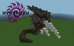 Zerg Hydralisk   -   Mini organic Minecraft Project