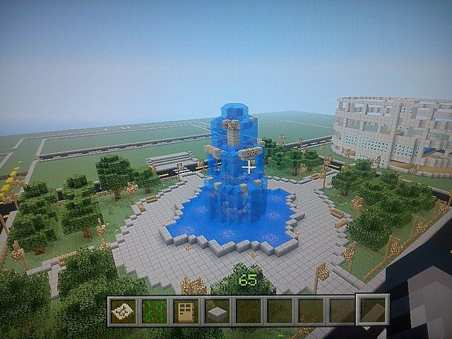Flat land city map minecraft project flat land city map gumiabroncs Gallery